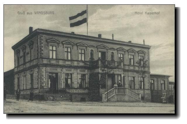 Więcbork ponad 100 lat temu. Tomasz Roman Bracka