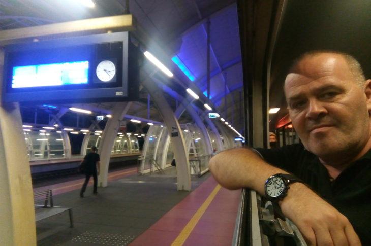 Stacja PKP Katowice 23 sierpień 2021 r. - foto Tomasz Bracka