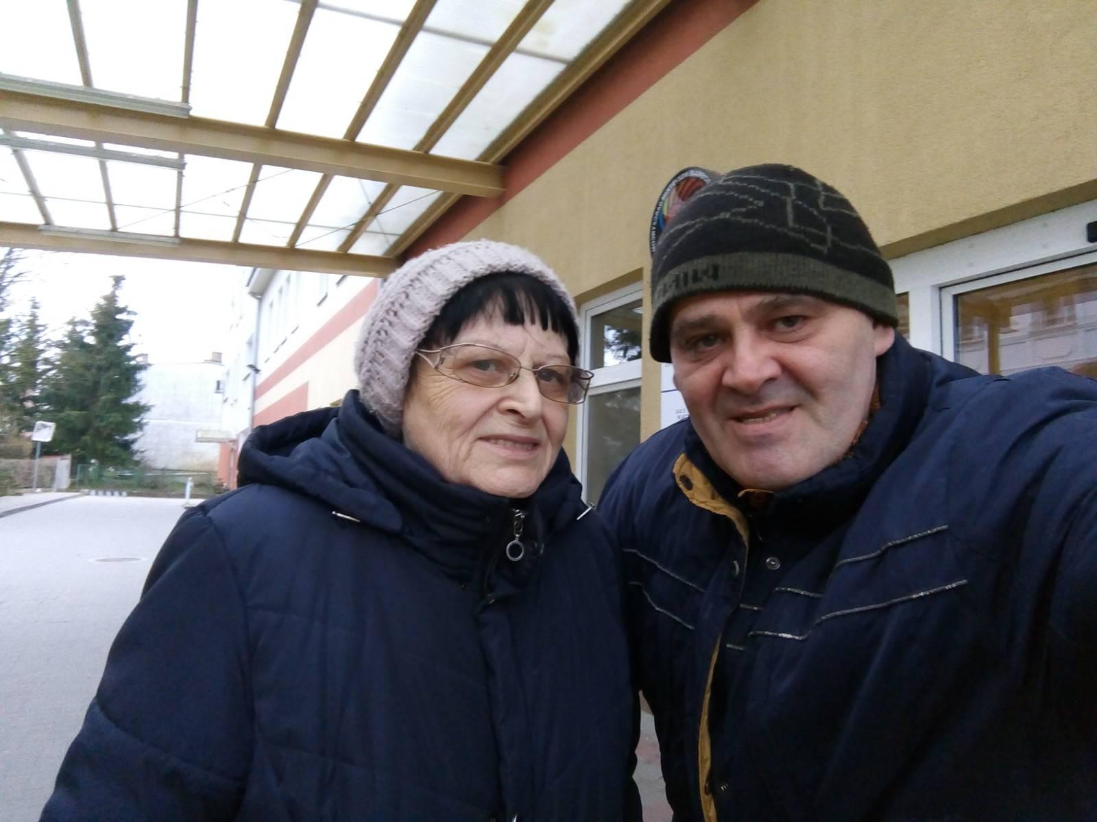Moja Mama Renata Bracka 2020 rok - foto Tomasz Roman Bracka